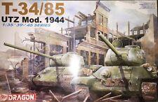 DRAGON 6203 - T-34/85 UTZ Mod. 1944 1/35 - NUOVO