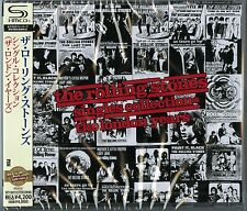 ROLLING STONES-SINGLES COLLECTION THE LONDON YEARS-JAPAN 3 SHM-CD J50