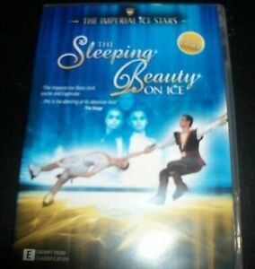 The Sleeping Beauty On Ice (DVD + CD) RARE FILMED IN SYDNEY - IMPERIAL ICE STARS