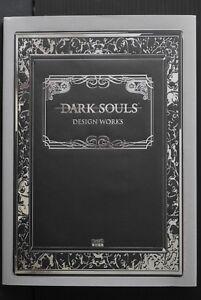 JAPAN Dark Souls Design Works (Dark Souls Art Book)