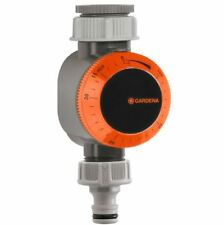 GARDENA 2 Hour Tap Timer - Suit 1 Inch or 3/4 Inch Tap - Set Between 5 - 120 Min