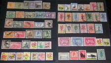 Belgian Colonies Collection 64 diff stamps