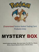 Pokemon Shining Hidden Fates Sealed TCG Products; Possible Graded CGC PSA GMA