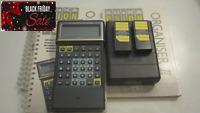 Psion II LZ Organizer,2 x 32k data packs,Manuals,vgc,collector's item.