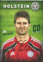 Jan Sandmann - Holstein Kiel - Saison 2010/2011 - Autogrammkarte