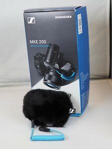 Sennheiser MKE 200 Directional Microphone for vloggers