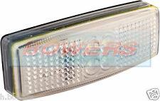 LED Autolamps 1490wm 12V / 24V BIANCO ANTERIORE marcatore di posizione Luce Camion Rimorchio
