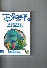 GIOCHI PC - DISNEY CLASSICI - MONSTERS & CO. - BOTTEGA DEI GIOCHI - 2002 - N.22