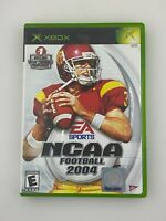 NCAA Football 2004 - Original Xbox Game - Complete & Tested