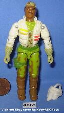 1989 STALKER Tundra Ranger GI Joe 3 3/4 inch Figure