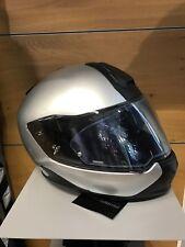 BMW Casque Moto Casque Tête casquée Système 7 Carbon Silver Metallic Taille 60-61 neuf