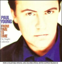 Paul Young - Very Best Greatest Hit Singles Collection - RARE 1991 CD 80's Soul