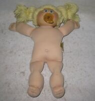 Vintage Cabbage Patch Kids Doll Xavier Roberts 1978,1982 Coleco