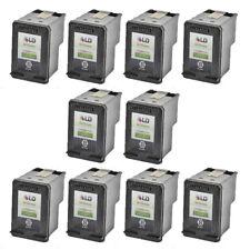 10 CC653AN Black Printer Ink Cartridge  for HP 901 HP901 OfficeJet J4680c 4500
