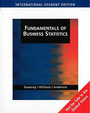 Fundamentals of Business Statistics, International Edition (with-ExLibrary