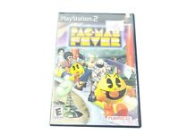 Pac-Man Fever (Sony PlayStation 2, 2002) Game In Case, No Manual