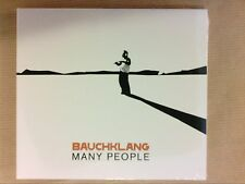 CD / BAUCHKLANG / MANY PEOPLE / NEUF SOUS CELLO