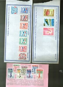 Paraguay (27) stamps mint hinged vf  Olympics-air mail Astronaut 1957-64