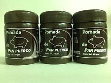 3 SPISEN POMADAS PAN PUERCO PARA EMPACHO 40gr / OINTMENTS FOR INDIGESTION