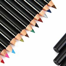 Pencil Eyeliner Eye Contour 12 Colors to Choose / Pouch Gift 035