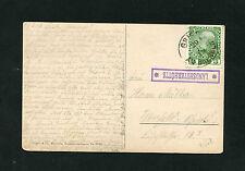 """Österreich - """"Landshuterhütte"""" Postablage   (#1517)"""