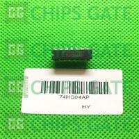 9PCS 74HC04AP DIP-14 High Speed CMOS Hex Inverter/Inverter IC