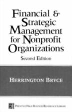 Financial and Strategic Management for Non-Profit Organizations by Herrington...