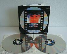 Geboren am 4. Juli   Laserdisc PAL Deutsch    LD: Wie Neu   Cover: Sehr Gut