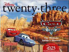 Disney twenty-three Fall 2012