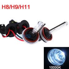 HID H9 10K Light Blue Xenon Gas High Beam HeadLight Bulbs For GT-R/Mazda/A4 YR