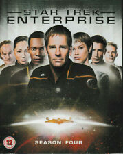 Star Trek - Enterprise - Season 4 - Blu Ray - Brand New & Sealed