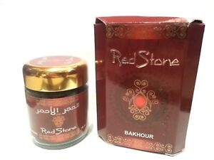 5g Bakhoor *RED STONE* By Banafa Oud Best Bukhoor Home Fragrance Incense Scent
