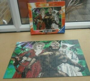DOCTOR WHO RAVENSBURGER 100 PIECE JIGSAW PUZZLE 2004 MONSTERS
