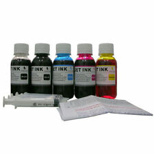 Canon inkjet printer Cartridge refill ink 500ml syringe