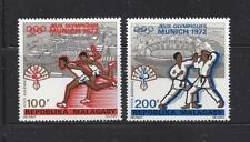 MADAGASCAR (MALAGASY) - C106-C107 - MH - 1972 - MUNICH OLYMPICS