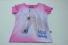 Püttmann T-Shirt Mädchen Miss Melody  rose Gr. 104