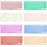 "Keyboard Soft Case for MacBook Air 13"" 15"" 17"" inch Cover Protector Silicone"