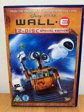 DISNEY PIXAR WALL.E -  WALLE 2 DISC SPECIAL EDITION DVD  - FREE POSTAGE