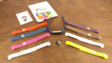 Fitbit Alta Fb406 - Works Great - Lots Of Extras + Charging Base