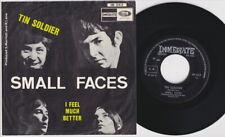 SMALL FACES * Tin Soldier * MOD FREAKBEAT * 1967 Belgian 45 * Listen!