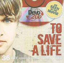 To Save A Life Devo2Go: 36 Day Interactive, Audio Devotional