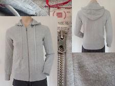 GAP veste jogging veste sport veste capuche fermeture éclair gris xs excellent état