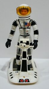Mattel's Man In Space – Major Matt Mason with Helmet and Sled