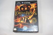 Lord of the Rings Third Age (Nintendo Gamecube) NEW Factory Sealed Near Mint 3rd
