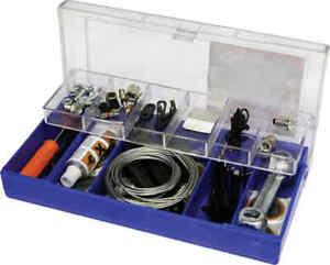 Jeu kit de reparation velo cyclisme vtt kit entretien coffret 66 pieces