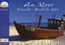 Postkartenbuch Am Meer 30 stimmungsvolle  Postkarten Strand, Meer — B-Ware