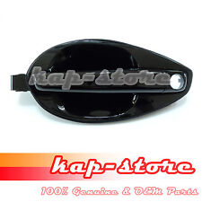 Black/EB Outside Door Handle Catch Left for 03-06 Hyundai Tiburon/Coupe