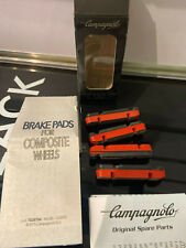 Campagnolo Brake Pads For Carbon Rims Shimano Dura-Ace (4pcs/pack) #BR-BO500X1