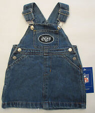 New York Jets Reebok Toddler Jean Skirt Jumper Size 2T
