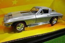CHEVROLET CORVETTE STING RAY 427 1/18 AMERICAN MUSCLE ERTL 32271 voiture miniatu